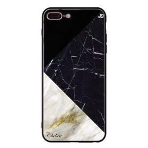 Marble Mix iPhone 8 Plus Glass Case