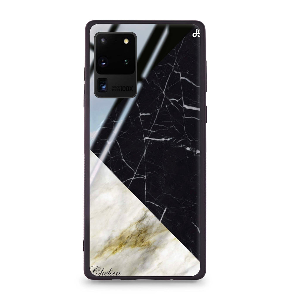 Marble Mix Samsung S20 Ultra Glass Case