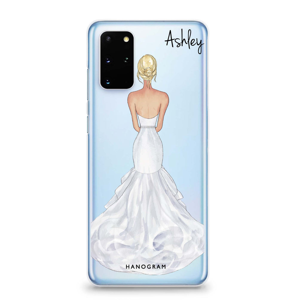 Bride Moment III Samsung S20 Soft Clear Case