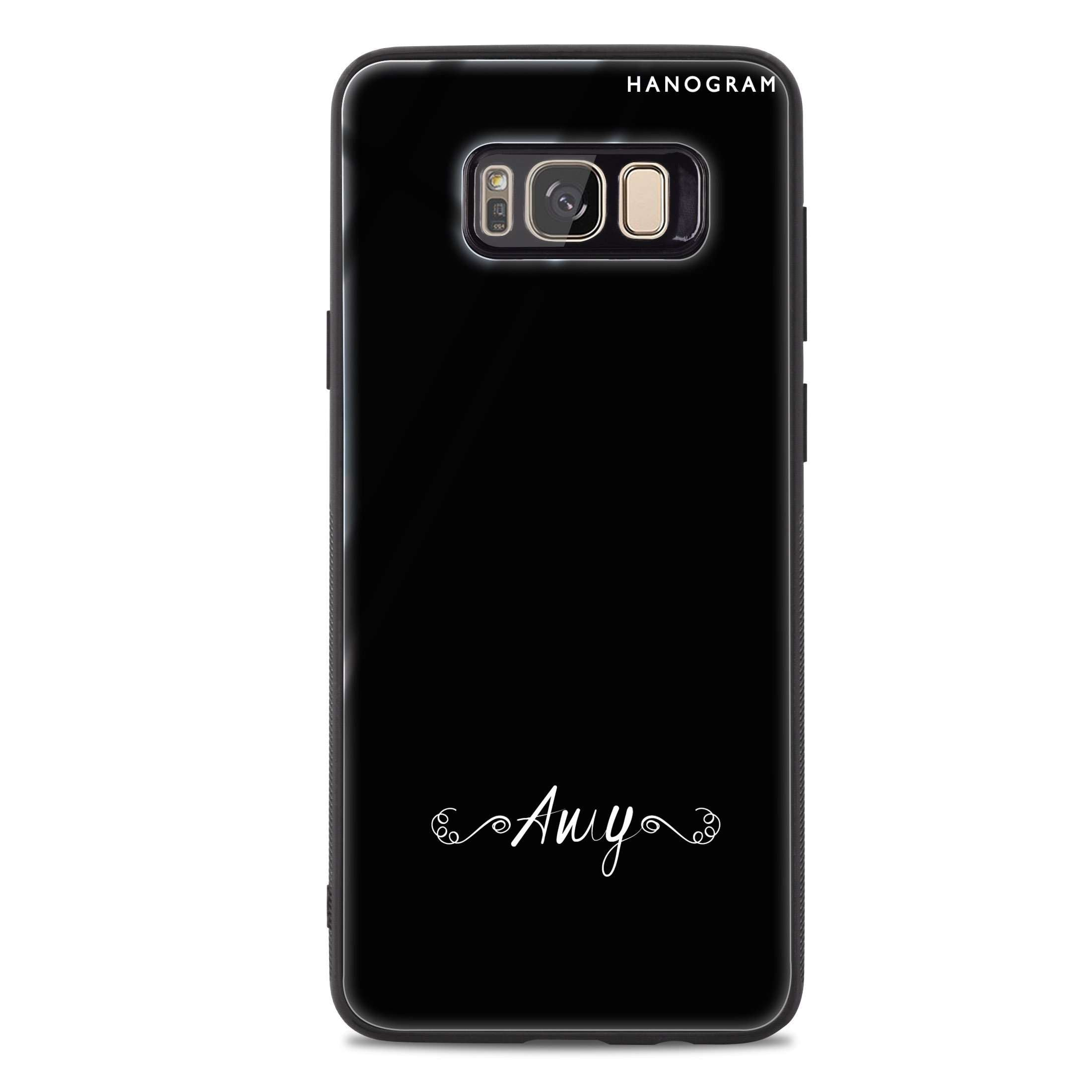 samsung s8 plus glass case