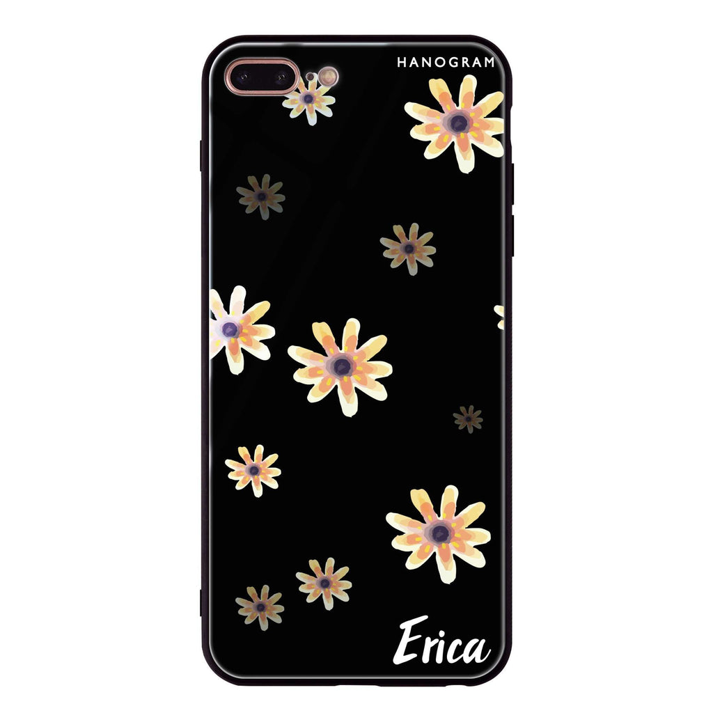 Faceflower iPhone 7 Plus Glass Case