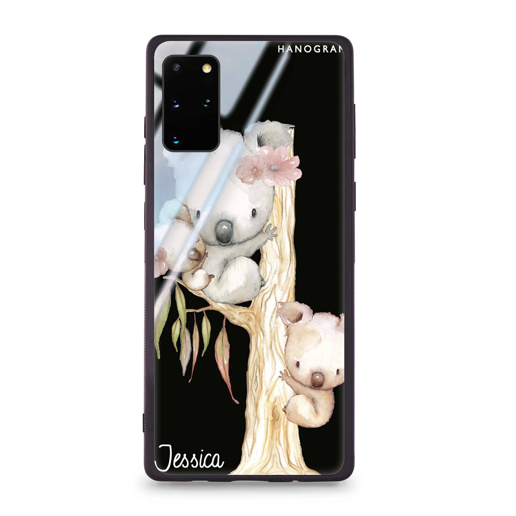 Koala Samsung S20 Plus Glass Case