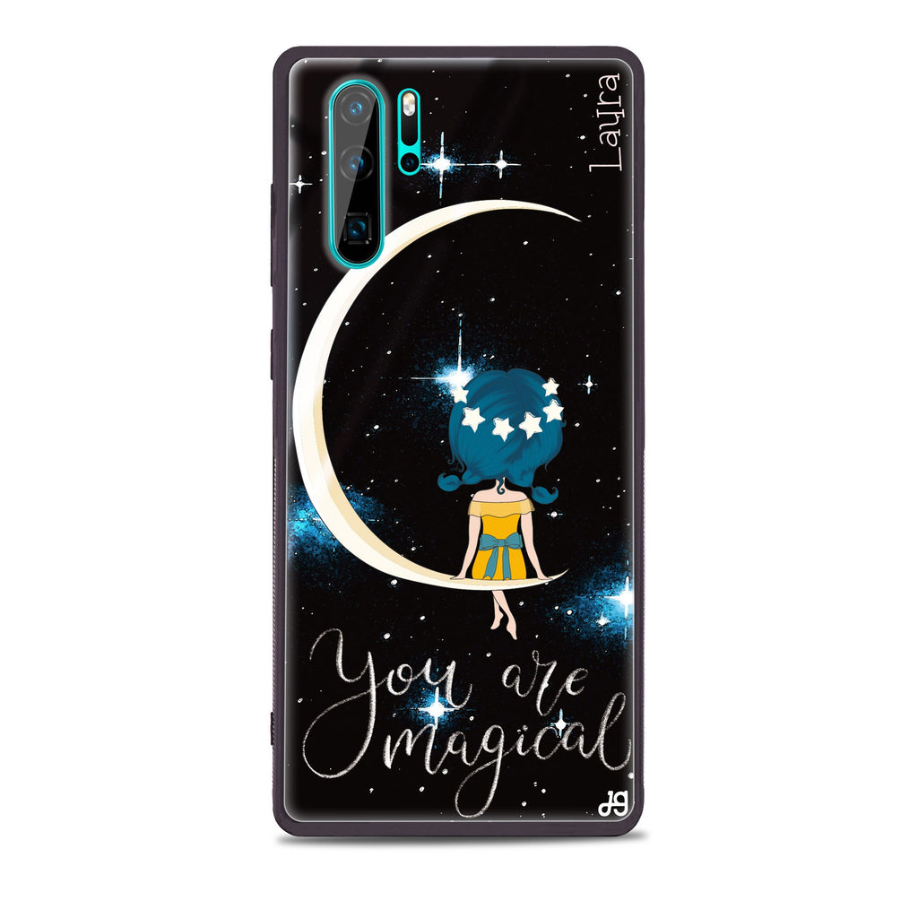 You are magical Huawei Glass Case