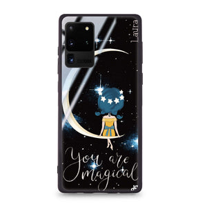 You are magical Samsung Glass Case