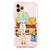 Travel girl III Shockproof Bumper Case