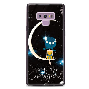 You are magical Samsung Note 9 Glass Case
