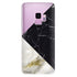 Marble Mix Samsung S9 Soft Clear Case