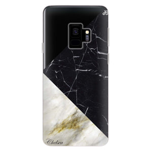 Marble Mix Samsung S9 Soft Case