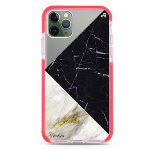 Marble Mix Shockproof Bumper Case