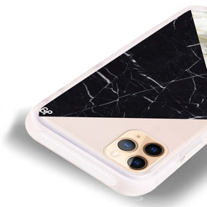 Marble Mix Frosted Bumper Case