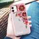 Flowers - iPhone X Case