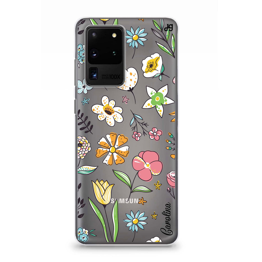 Spring Moment Samsung S20 Ultra Soft Clear Case