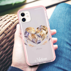 Paint Floral - iPhone X Case
