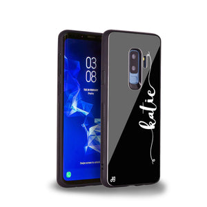 Glamorous Samsung S9 Plus Glass Case