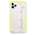 Love with Heart Shockproof Bumper Case