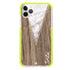 Marble & Wood II Shockproof Bumper Case