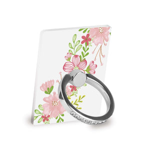 Floral Path - Ring Stent