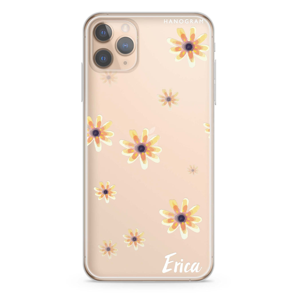 Faceflower iPhone 11 Pro Max Soft Clear Case