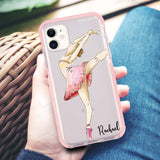 Cartoon Love Custom iPhone 8 Case