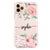 Forever Love Rose iPhone 11 Pro Max Shockproof Bumper Case