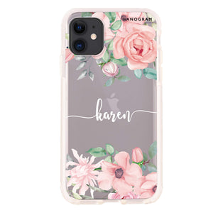 Blue Rose Custom Samsung S8 Plus Case