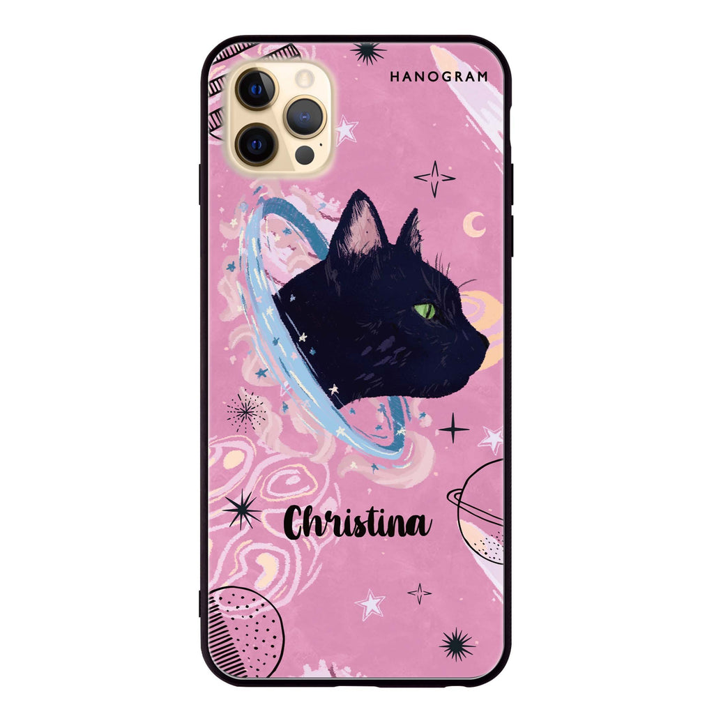 Kittens Planet II iPhone 12 Pro Glass Case