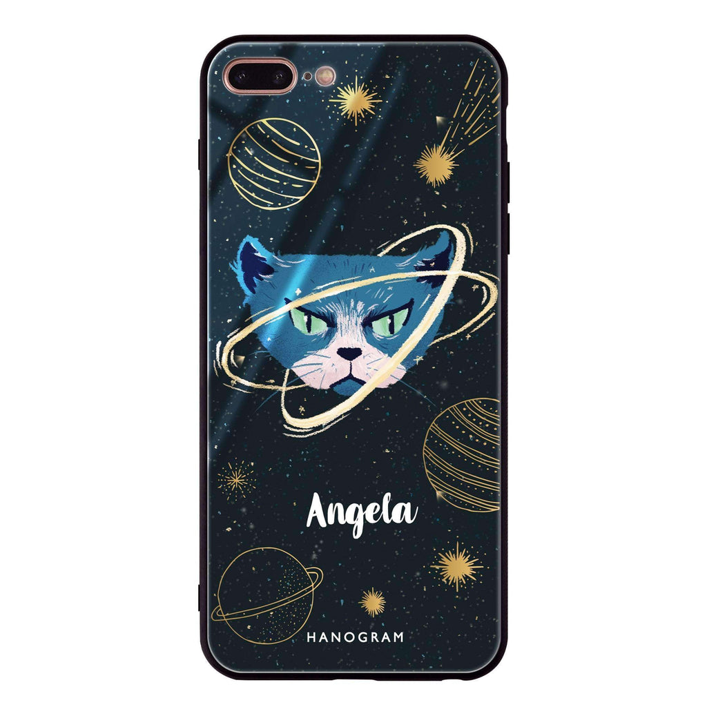 Kittens Planet IV iPhone 8 Plus Glass Case