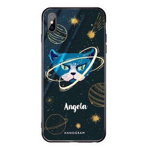 Kittens Planet IV iPhone XS Max Glass Case