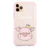 Piggy Queen Frosted Bumper Case