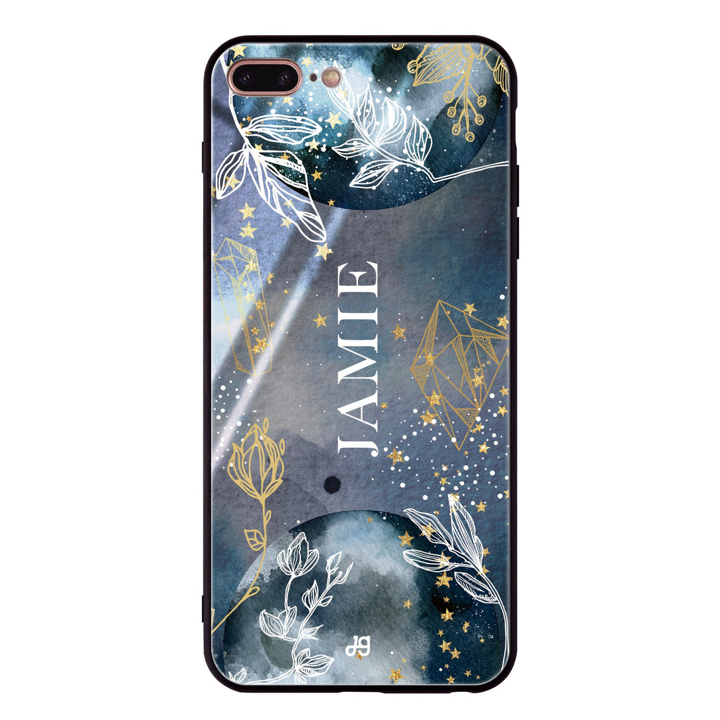 Star Map III iPhone 8 Plus Glass Case