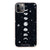 Phases of the moon Shockproof Bumper Case