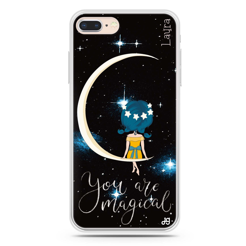 You are magical iPhone 7 Plus Soft Clear Case
