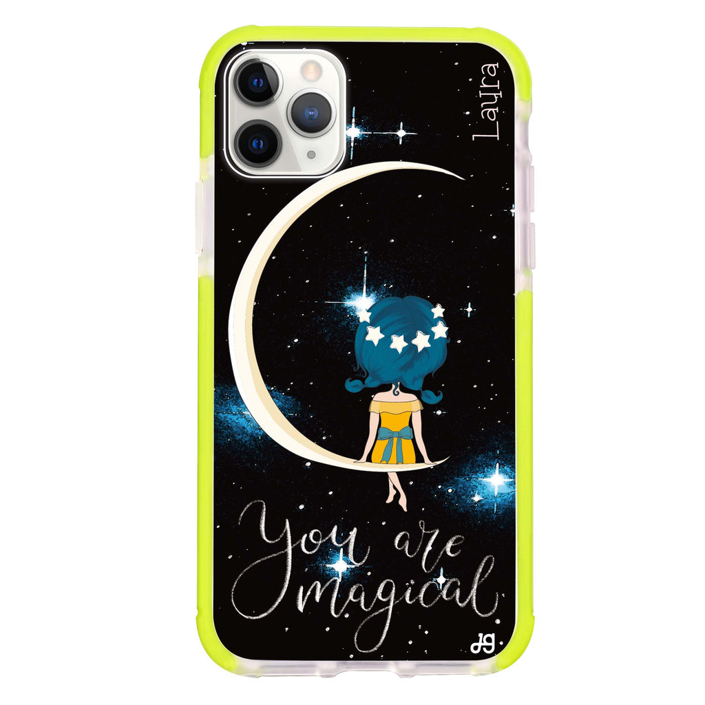 You are magical Shockproof Bumper Case