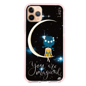 You are magical Frosted Bumper Case