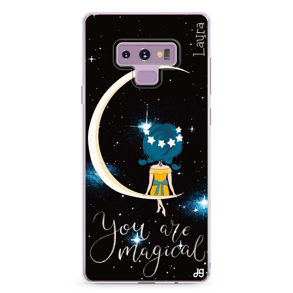 You are magical Samsung Note 9 Soft Clear Case