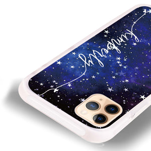 Stardust Frosted Bumper Case