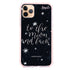 To the moon and back Shockproof Bumper Case