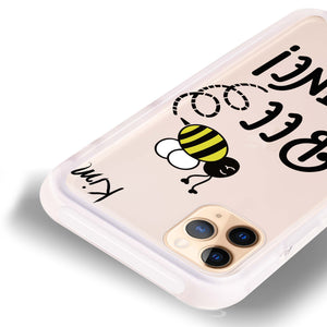 Bee Mine Frosted Bumper Case