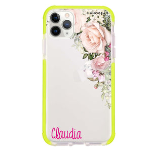 Elegant Rose I Frosted Bumper Case