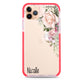 Elegant Rose I iPhone 11 Pro Max Frosted Bumper Case