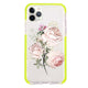Elegant Rose II Shockproof Bumper Case