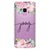 Floral Dream I Samsung S9 Soft Clear Case