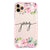 Floral Dream I iPhone 11 Pro Max Frosted Bumper Case