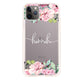 Floral Dream I Frosted Bumper Case