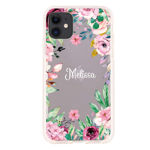 My Watercolour Name Custom Samsung S8 Plus Case