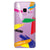 Brush Paint Samsung S9 Soft Clear Case