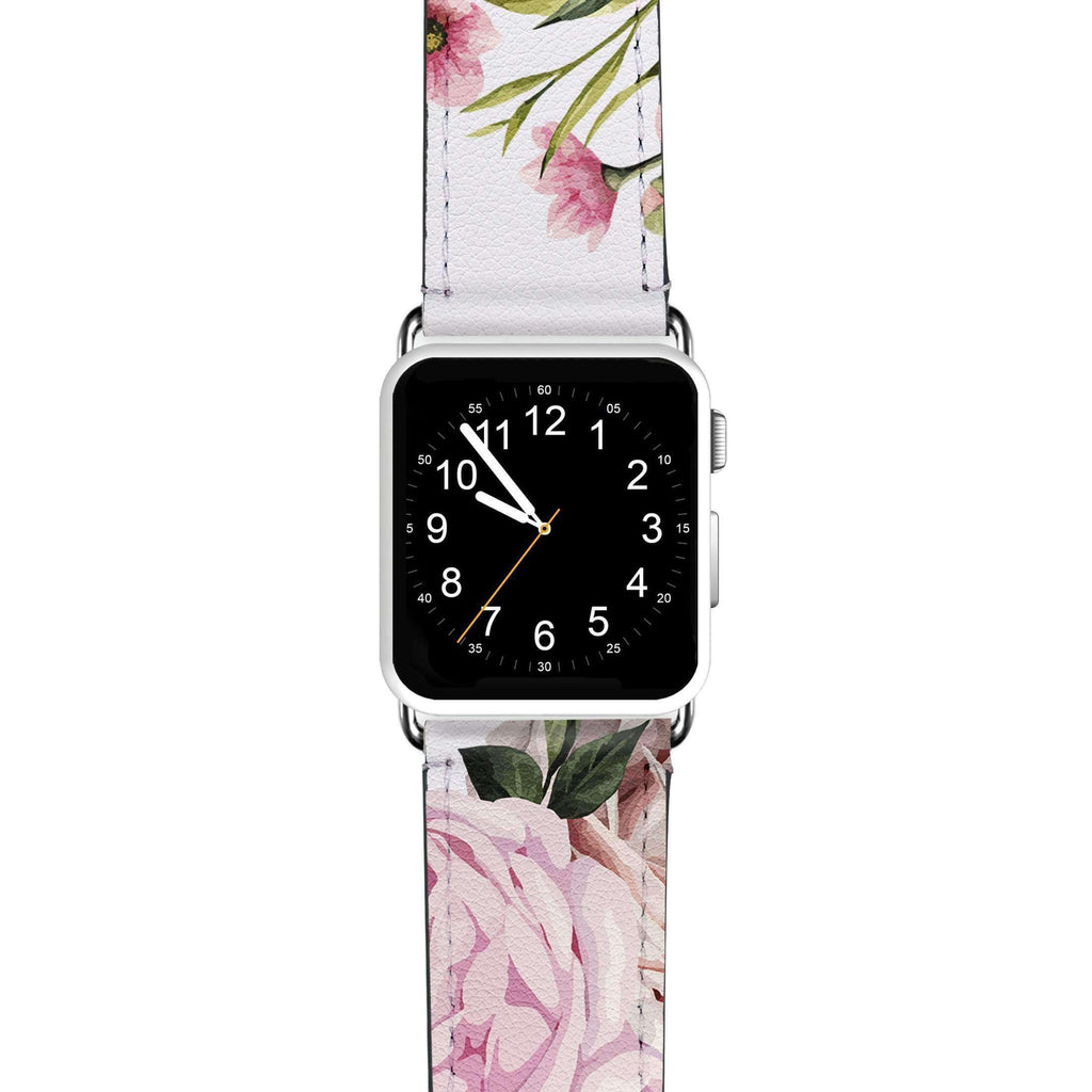 Beautiful Flowers APPLE WATCH BANDS