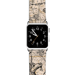 Star Map Unicorn APPLE WATCH BANDS