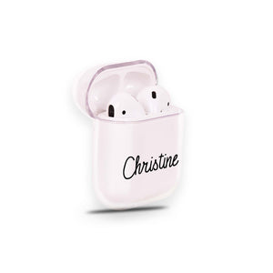 Personalized Name III Airpods Case