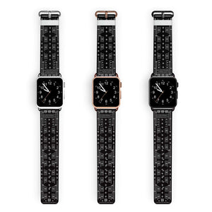Artistic Monogram I APPLE WATCH BANDS